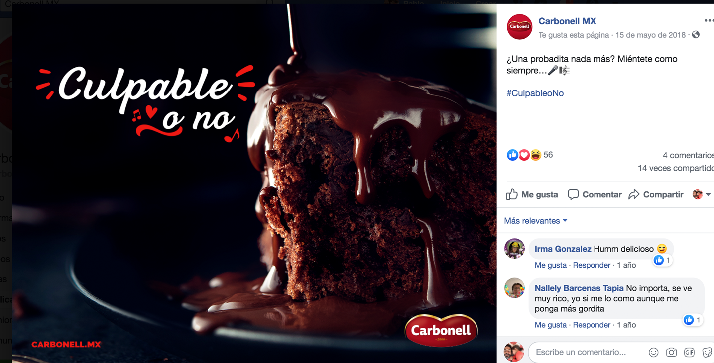 Carbonell Facebook